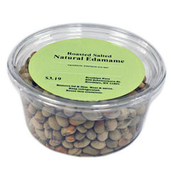 BROOKLYN FARE ROASTED SALTED NATURAL EDAMAME