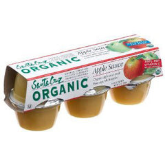 SANTA CRUZ ORIGINAL APPLESAUCE