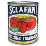 SCLAFANI CRUSHED TOMATOES