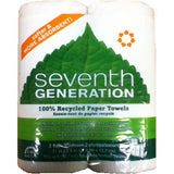 SEVEN GENERATION PAPEL TOWEL 2 PK