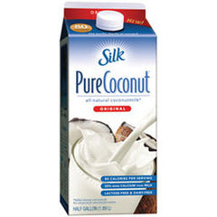 SILK PURE COCONUT  ORIGINAL MILK - 80 CALORIES