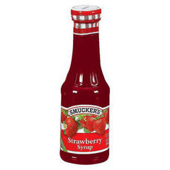 SMUCKERS STRAWBERRY SYRUP