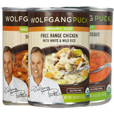 WOLFGANG PUCK ORGANIC LENTIL VEGETABLE SOUP