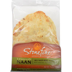 STONEFIRE TANDOORI NAAN GARLIC FROZEN FLAT BREAD