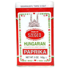 SZEGED HUNGARIAN SWEET PAPRIKA