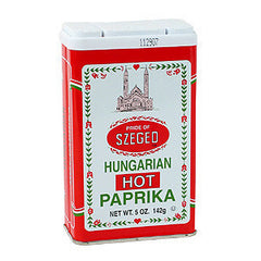 SZEGED HOT HUNGARIAN PAPRIKA