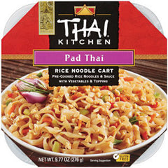 THAI KITCHEN PAD THAI RICE NOODLE CART