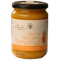 THE TRENTASETTE COLLECTION WHOLE MINI YELLOW DATTERINO TOMATOES