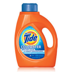 TIDE  LAUNDRY DETERGENT COLDWATER FRESH SCENT - 26 LOADS