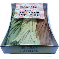 BROOKLYN FARE TRI COLOR FETTUCINE