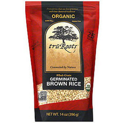 TRU ROOTS ORGANIC GERMINATED BROWN RICE