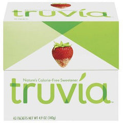 TRUVIA NATURE'SCALORIE-FREE SWEETENER 40CT