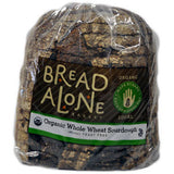 BREAD ALONE ORGANIC WHOLE WHEAT SOURDOUGH