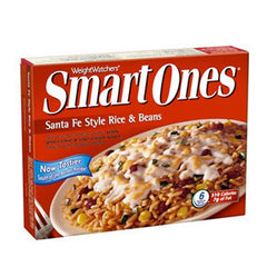 WEIGHT WATCHERS SMART ONES - TERIYAKI CHICKEN & VEGETABLES