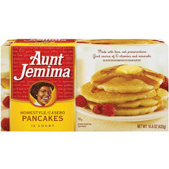 AUNT JEMIMA CINNMON FRENSH TOAST STICKS