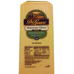 DILUSSO YELLOW AMERICAN CHEESE
