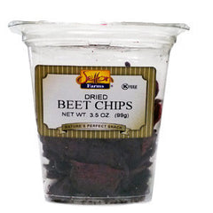 SELLON FARMS DRIED BEET CHIPS