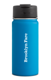 HYDROFLASK X BROOKLYN FARE COFFEE MUG BLUE