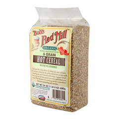 BOB'S RED MILL 6 GRAIN HOT CEREAL