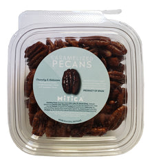 CARAMALIZED PECANS