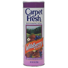 CARPET FRESH   WITH BAKING SODA WILDBERRY KNOLL