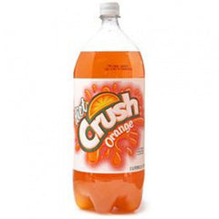 CRUSH PINEAPPLE SODA