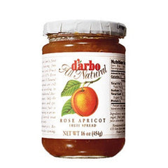 D'ARBO ALL NATURAL APRICOT PRESERVE