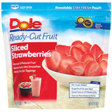DOLE SLICED STRAWBERRIES - FROZEN