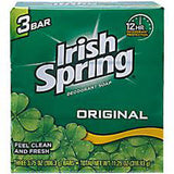 IRISH SPRING ORIGINAL SOAP BAR 3 PK