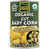 NATIVE FOREST ORGANIC CUT BABY CORN