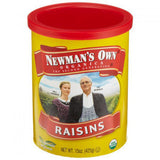NEWMAN'S OWN ORGANIC RAISINS