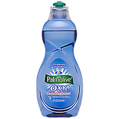 PALMOLIVE OXY PLUS POWER DEGREASER DISH LIQUID