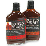 RUFUS TEAGUE BLAZIN' HOT BBQ SAUCE