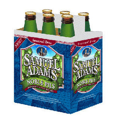 SAMUEL ADAMS CHERRY WHEAT BEER - 6 PACK - 12 FL OZ EACH BOTTLE
