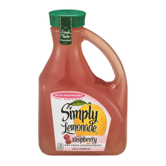 SIMPLY RASPBERRY LEMONADE