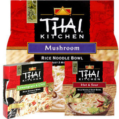 THAI KITCHEN HOT AND SOUR RICE NOODLE SOUP BOWL