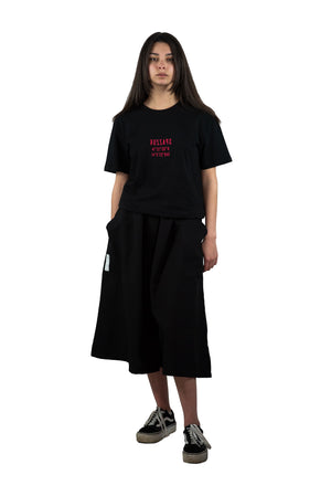 Freak Gonna-pantalone lunga nera gender neutral