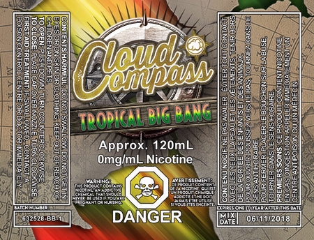 Tropical BIG Bang!