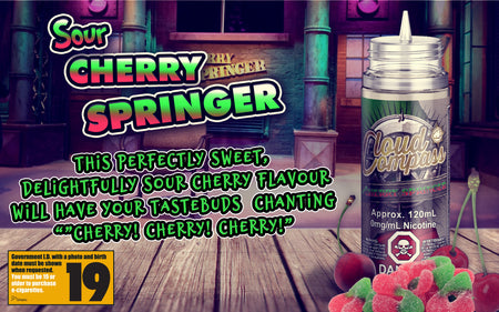 Sour Cherry Springer