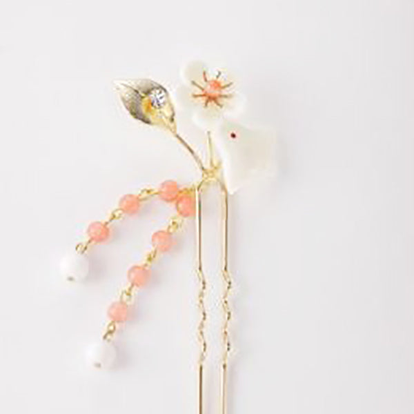 CHIDORI KANZASHI HAIR PIN