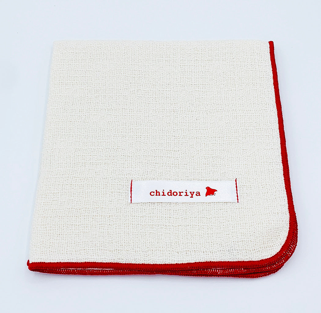 COTTON + SILK FACIAL CLOTH