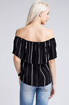 Tulum Striped Top