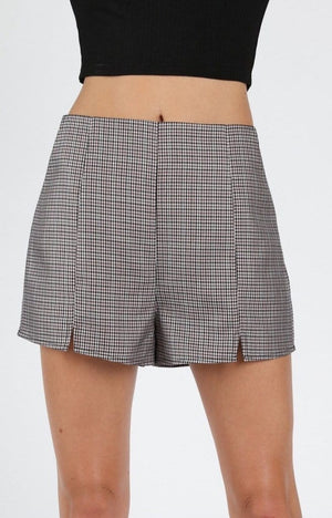 Sasha High Waisted Short - Sorella Moon