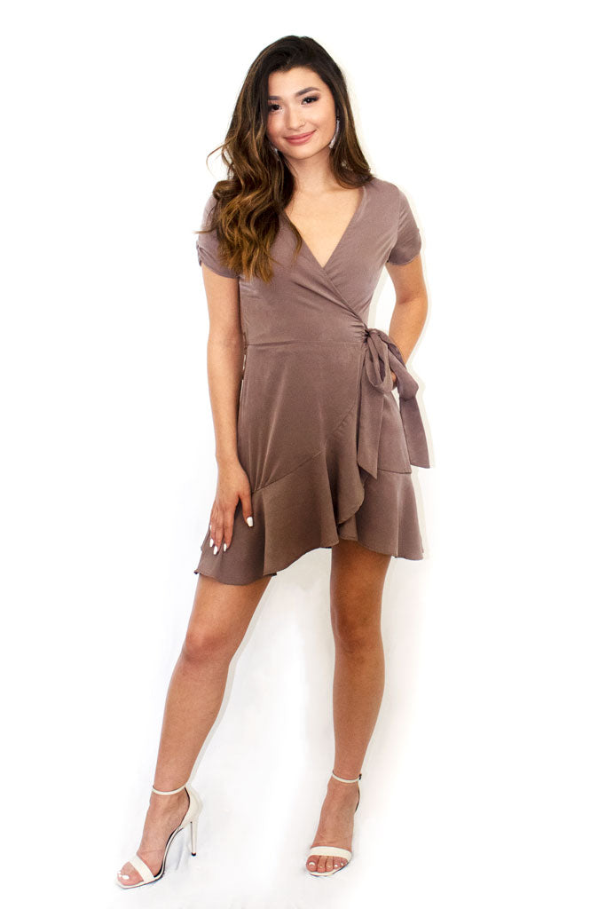 Sorella Wrap Dress