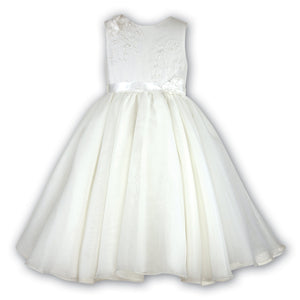 Sarah Louise Dress in Pink, White or Ivory