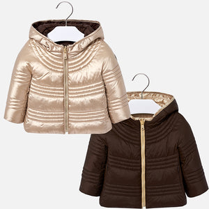 Mayoral Reversible Coat