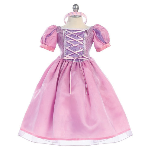 Bijan Kids Infant Rapunzel Dress