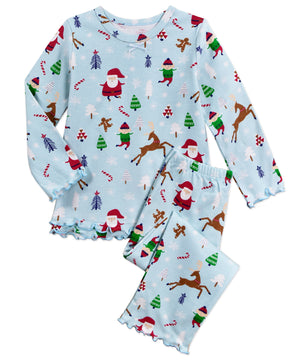Vintage Holiday Pajamas
