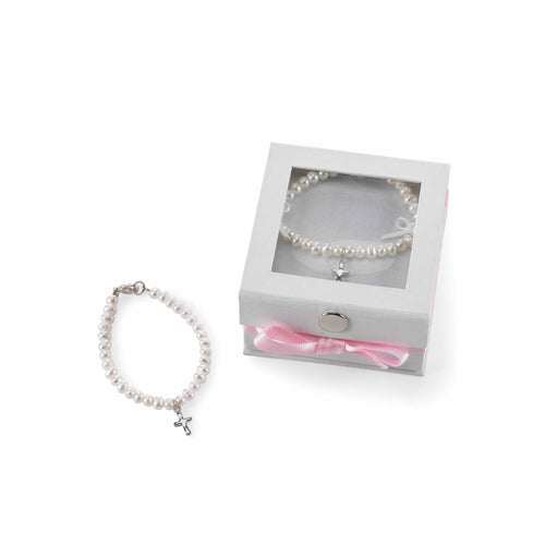 Mud Pie Fresh Water Pearl Bracelet