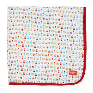 Magnificent Baby Summer Fare Swaddle Blanket